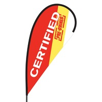 Certified Pre-owned Flex Blade Flag - 09' Single Sided