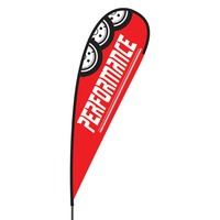 Performance Flex Blade Flag - 15'