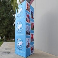 Vertical Triangular Display (36x94)