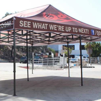 Rigid Pop-Up Tent (20x20) & Rigid Pop-Up Tent (20x20) - Above All Plus