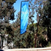 13ft Elbow Banner™ (Single Sided)