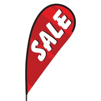 Sale Flex Blade Flag - 09' Single Sided
