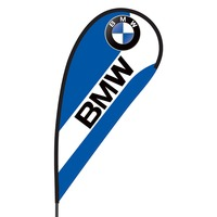 BMW Flex Blade Flag - 09' Single Sided