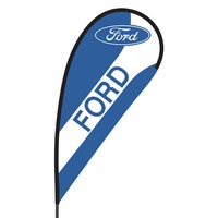 Ford Flex Blade Flag - 09' Single Sided