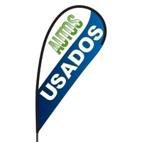 Autos Usados Flex Blade Flag - 09' Single Sided