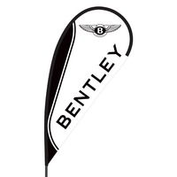 Bentley Flex Blade Flag - 09' Single Sided