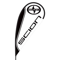 Scion Flex Blade Flag - 09' Single Sided