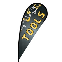 Tools Flex Blade Flag - 12'
