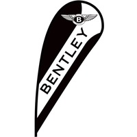 Bentley Flex Blade Flag - 12'
