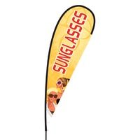 Sunglasses Flex Blade Flag - 15'