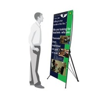 X-Banner Stand (32x48)