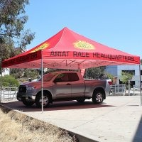 Rigid Pop-Up Tent (20x20)