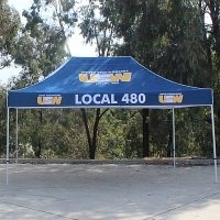 10' x 15' Rigid Pop-Up Tent