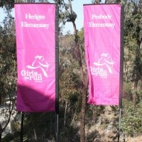 8.5ft Elbow Banner™ (Double Sided)