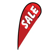 Sale Flex Blade Flag - 12'