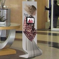 Fabsta™ Vertical Tradeshow Display