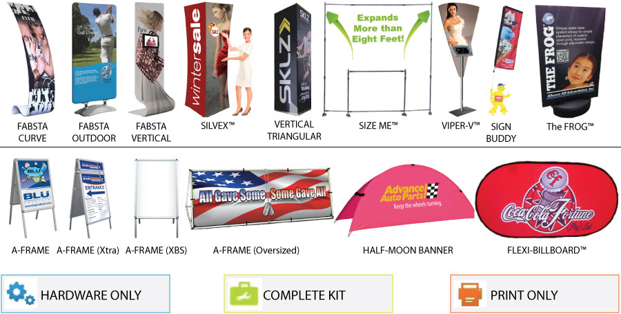 Cheap Amp Portable Pop Up Display Banner Stands Above All Plus